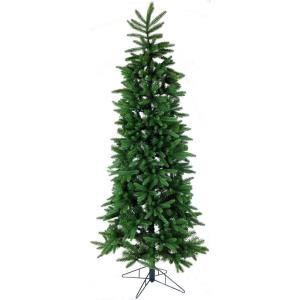 Carmel Pine - 9' Slim Artificial Christmas Tree