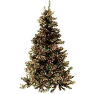 Festive - 84 Inch Tinsel Christmas Tree