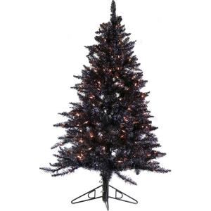 Festive - 7' Tinsel Christmas Tree