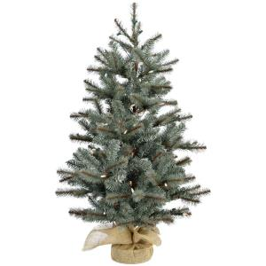 Heritage Pine - 3' Artificial Tree with Burlap Base