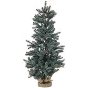 Heritage Pine - 4' Artificial Tree with Burlap Base