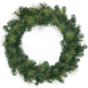 "Southern Peace - 36"" Artificial Holiday Wreath"