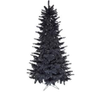 60 Inch Spooky Tinsel Tree with No Lights