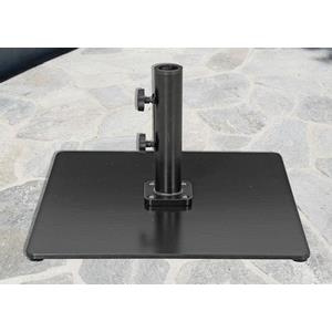 Steel Plate - 85 lb. Square Base