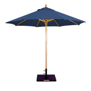 9' Round Double Pulley Umbrella