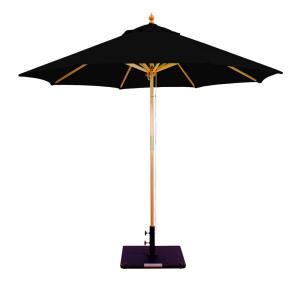 9' Double Pulley Octagonal Umbrella