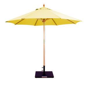 9' Round Double Pulley Umbrella
