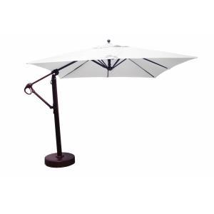 10 x 10' Cantilever Square Umbrella
