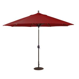 11' Octagon Umbrella with LED Light