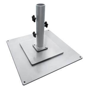 Low Profile Steel Base 133 lb