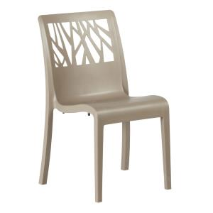 Vegetal Stacking Sidechair - Set of 4