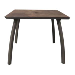 28 in Square Sunset Bar Height Table