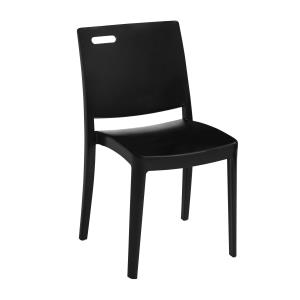 Metro Stacking Sidechair - Set of 4