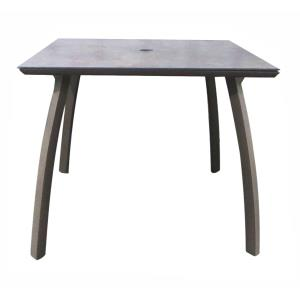 36 in Square Sunset Table