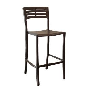 Vogue Armless Barstool - Set of 2