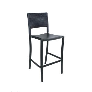 Java Armless Barstool - Set of 2