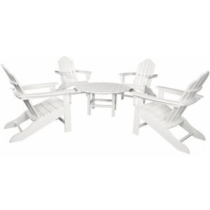 "Adirondack - 38"" Chat Group (Pack of 5)"