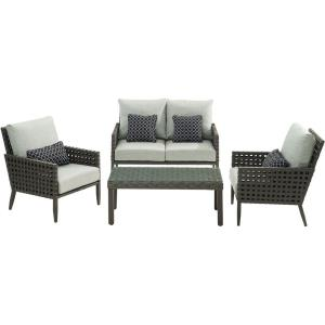 "Anchor - 50"" 4- Piece Lounge Set"