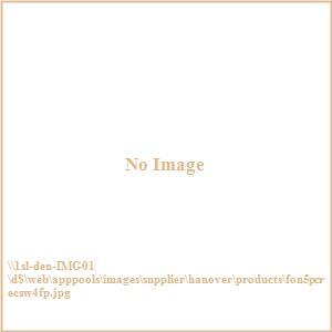 Fontana - 5 Piece Rectangle Kd Fire Pit with 4 Slin Swivel Rockers Chairs
