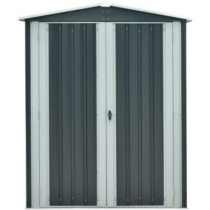 Apex - 3'x5'x6' Patio Storage Shed with Base