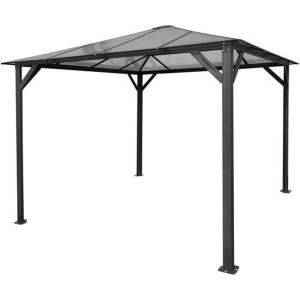 10'x10' Hardtop Gazebo with Polycarbonate Roof Panels