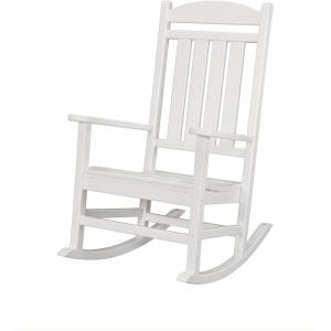 Pineapple Cay - 42.5 Inch All-Weather Porch Rocker