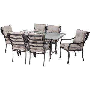 Lavallette - 66 Inch 7-Piece Outdoor Dining Set