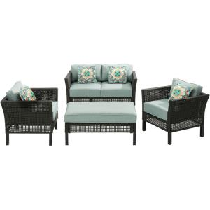 "Malta - 50"" 4 Piece Seating Set"