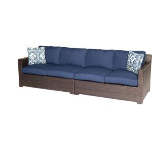 "Metropolitan - 51.38"" 2-Piece Deep Seating Set"