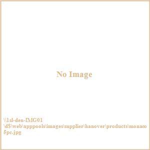 Monaco - 51 Inch Tan 5-Piece Dining Set