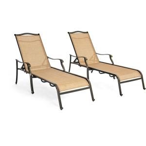 Monaco - 2pc Chaise Lounge Chair Set