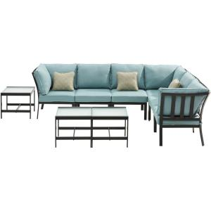 Murano - 9 Piece Modular Sectional Set