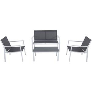 Naples - 4- Piece Conversation Set
