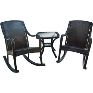 "Orleans - 36.1"" 3-Piece Rocker Set"