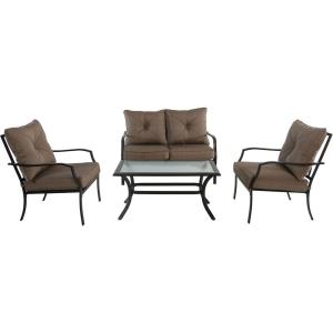 Palm Bay - 4 Piece Seating Set
