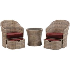 "Seneca - 33"" 5-Piece Chat Set"
