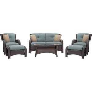 "Strathmere - 63.75"" 6-Piece Seating Set"