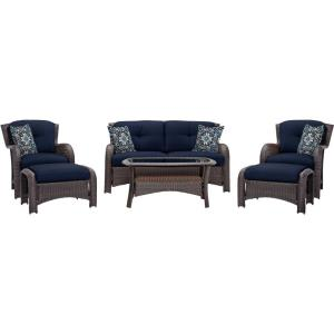 Strathmere - 63.75 Inch 6-Piece Seating Set