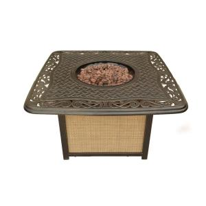 """Traditions - 21"""" Cast Top Fire Pit"""