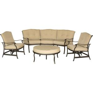 "Traditions - 97.64"" 4-Piece Seating Set"