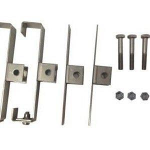 "Accessory - 12"" Drop Down Kit Brackets"