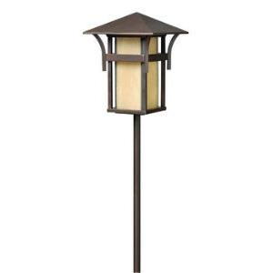 Low Voltage One Light Landscape Harbor Path Lamp
