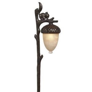 Low Voltage One Light Landscape Path Lamp