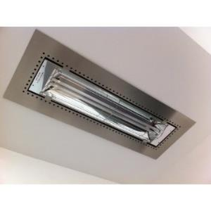 Accessory - WD3 Flush Mount Frame 33 Inch Units