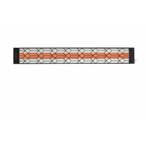 Dual Element - 6,000 Watt Electric Patio Heater - Motif Collection