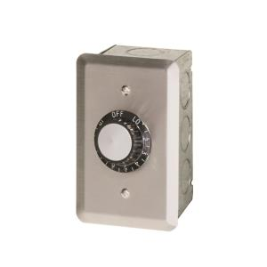 Accessory - 120 Volt Single Reg With Wall Plate  and  Gang Box
