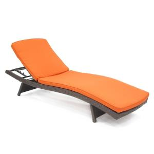 "80"" Chaise Lounger Cushion"