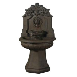"60"" Lion Head Outdoor/Indoor Water Fountain"