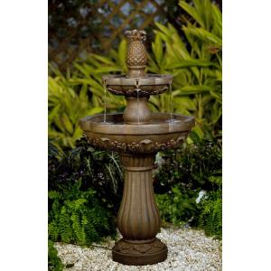 "42"" Classic Pineapple Outdoor/Indoor Water Fountain"