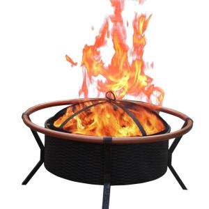 34 Inch Fire Pit